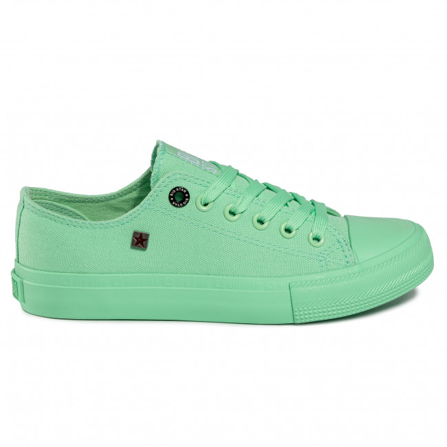 Achat Chaussures femme Sneakers BIG STAR - AA274030 Green - Baskets - Chaussures basses - Femme YzbDm