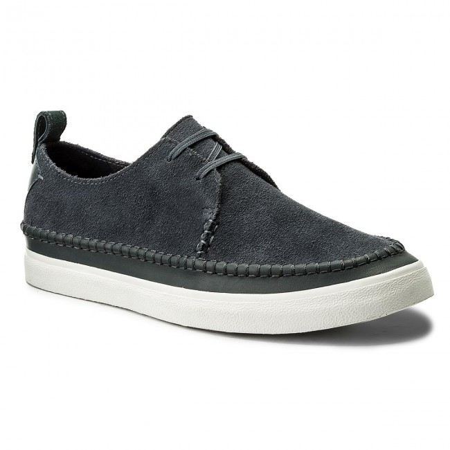 summer Clarks 261338427 Basses Blue Suede Chaussures 2018 Homme Spring Kessell Detente Craft DeH29WYEI