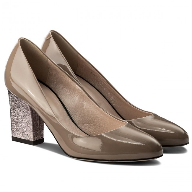 Chaussures Basses Gino Rossi Lena Dch047-s43-0146-3200-0 19 Talons Femme Fall/winter 2017