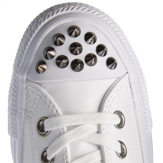 white Baskets White Basses Sneakers Ctas Chaussures Converse Femme 2018 559869c summer white Spring Ox wkn0PO8