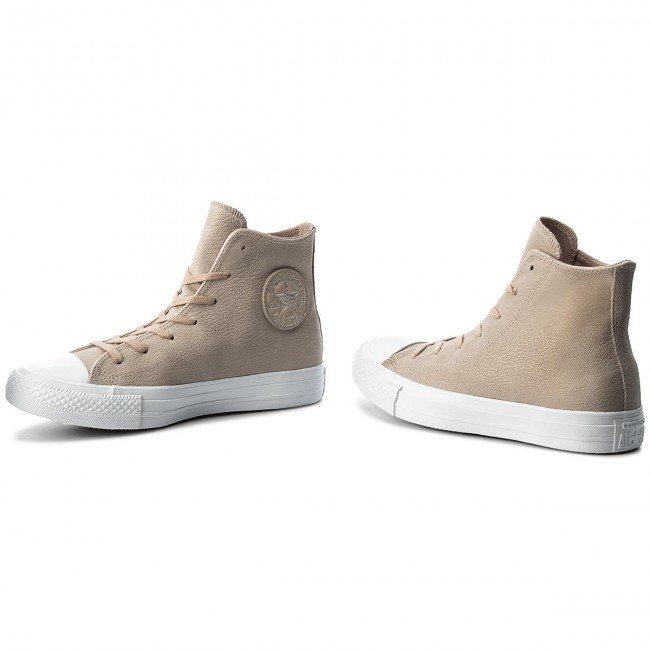 Ctas Converse white Hi Beige Sneakers 559881c Particle silver HIWD29YE