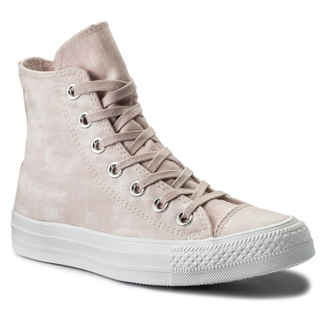 white Basses 2018 barely Baskets Barely Chaussures Converse summer Tennis Rose Spring Ctas 159652c Rose Femme Hi 4Rqcj35AL