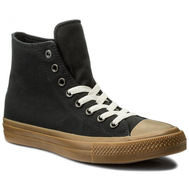Basses Homme Fall 2017 Chaussures gum Sneakers Baskets Hi 155496c Converse winter Ctas Ii Black 7Yfb6gvy