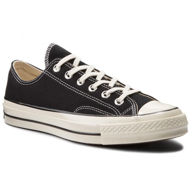 2019 70 black egret Ox Chaussures Basses Spring q1 162058c Femme Ctas Converse summer Black Baskets Sneakers O80XPknw