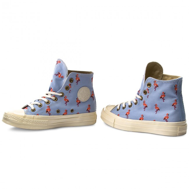 Baskets Chaussures summer pale Coral 2018 Ctas 160479c Sneakers Hi Chill Blue Converse egret Basses Femme Spring 70 rCdxBoe
