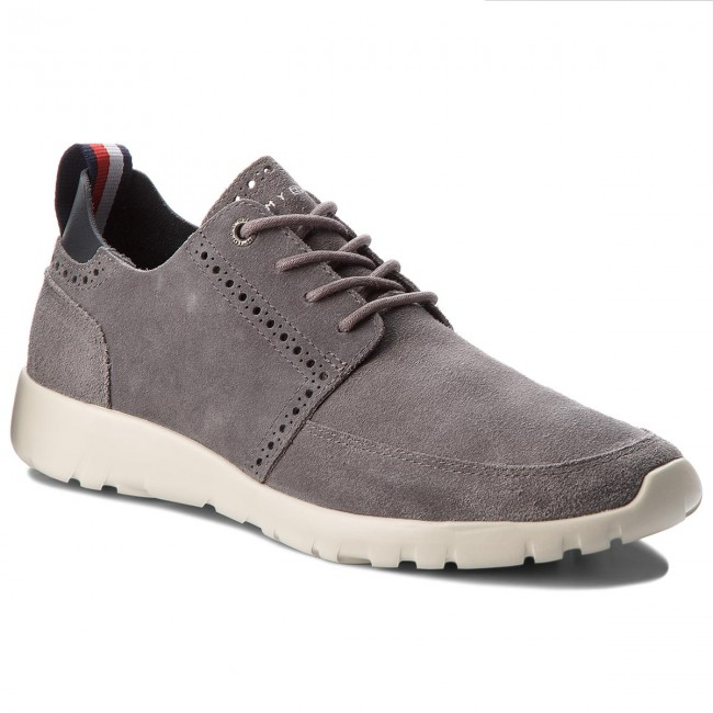 Sneakers TOMMY HILFIGER Extra Lightweight City Runner FM0FM01533 Steel Grey 039