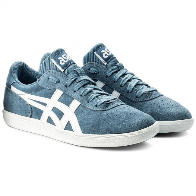 Sneakers ASICS - TIGER Percussor Trs HL7R2 Sneakers Provincial Blue/White 4201 - Sneakers HL7R2 - Chaussures basses - Femme d00c48