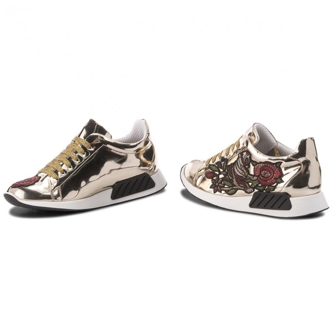 2018 Platino Mezza Chaussures Femme Specchio Tigre Sneakers Hego's Basses Milano Spring summer 1006 sdCBQthrx