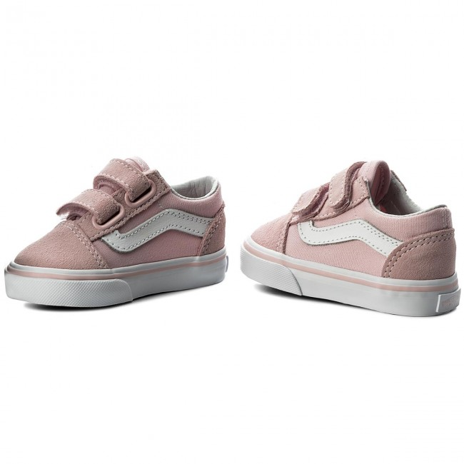Old Tennis Chaussures Skool Spring canvasChalk Basses Pink Enfant V Vans Vn0a344kq7ksuede Scratch summer 2019 Fille Fermeture MUVpSz