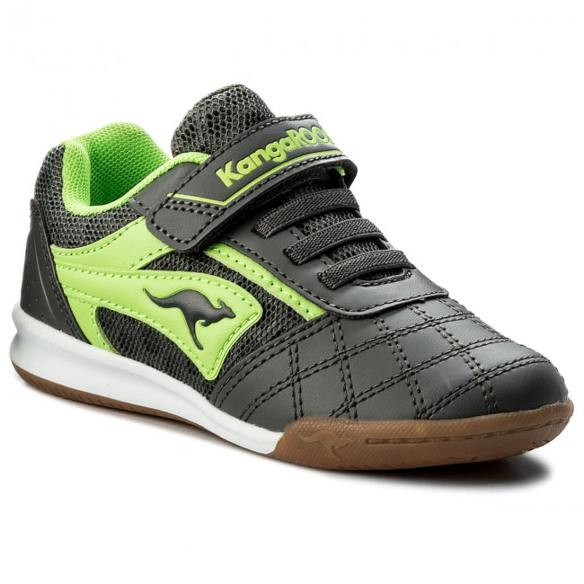 Scratch Power 000 Kangaroos 2018 Grey Fermeture 18063 Steel Chaussures lime 2014 Gar Enfant Basses winter on Fall Comb Ev WEH9DY2I