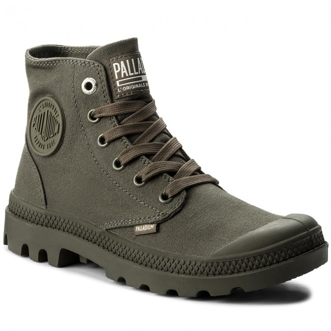 nbsp; 325 De Randonnée Bottes Night 73089 Mono m Chrome Palladium Olive 3jALR45q
