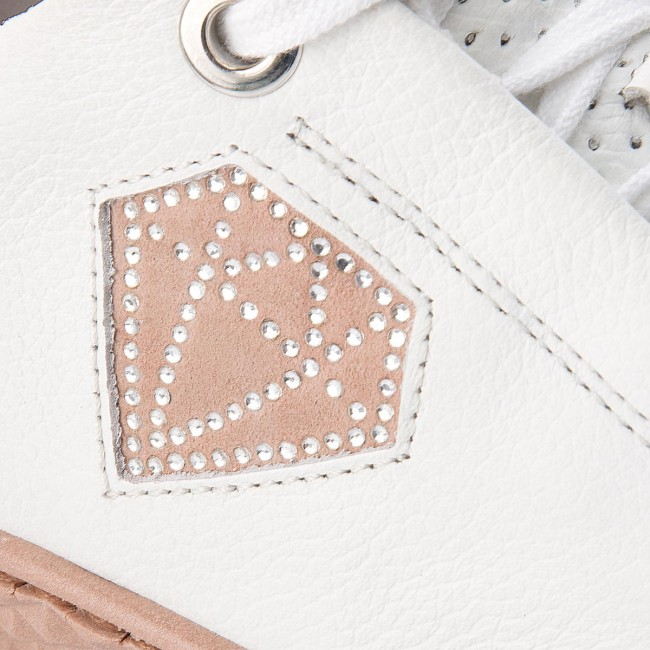 Weiss rame Chaussures Gabor 2018 Sneakers 86 Femme 50 438 summer Basses Spring dCBxroWe