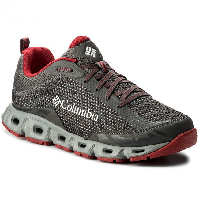 De Columbia Trekking Grey City Chaussures mountain Drainmaker Iv Bm4617 LUzGjSMVqp