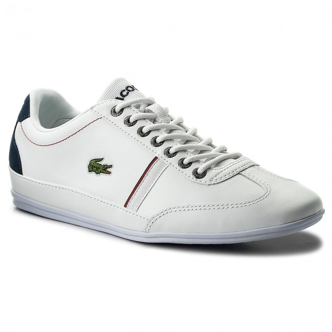 Basses Chaussures White Homme 2018 Cam 118 navy summer 7 Misano q1 1 Spring Sneakers Lacoste Sport 35cam0083042 D2YIWEH9