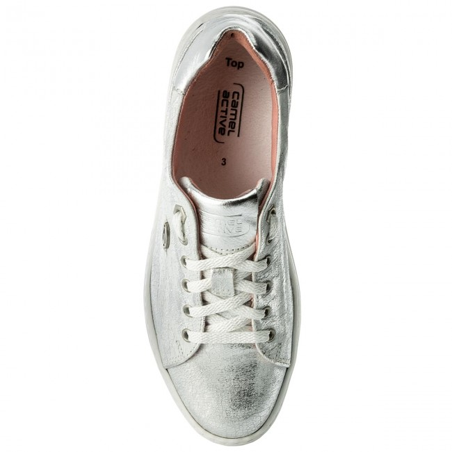 silver White Active Sneakers 849 Camel 01 81 N8n0PXwOk