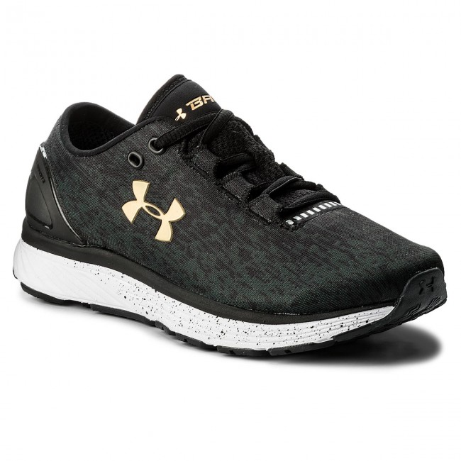 pretty nice d0d2b dcae9 Chaussures UNDER ARMOUR - Ua W Charged Bandit 3 Ombre 3020120-001 Blk