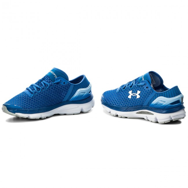 Chaussures Under Armour Ua W Speedform Intake 2 3000290-400 Blu Entra?nement Running De Sport Femme Spring/summer 2018