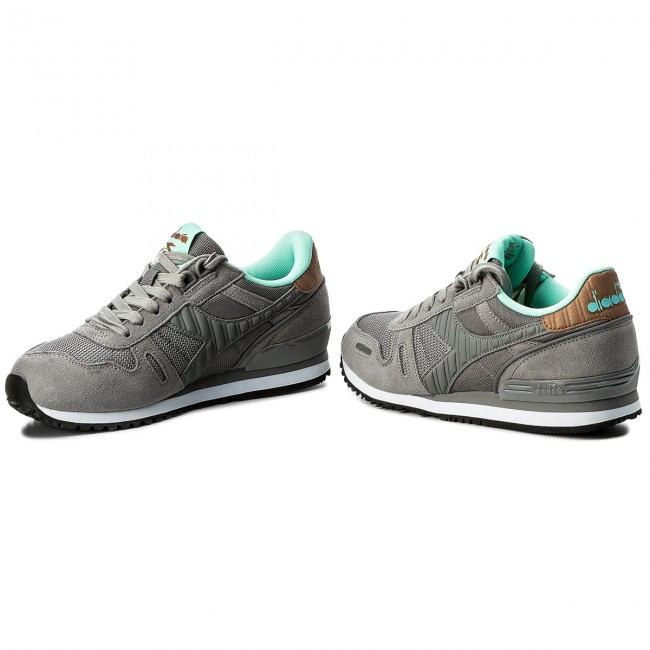 Sneakers Diadora Titan Ii W 501.160825 01 75073 Ice Grey Chaussures Basses Femme Fall/winter 2017