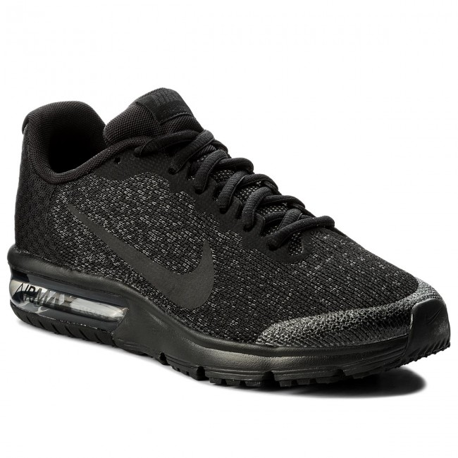 Spring Max 2gs869993 Air Black Nike Femme 009 2018 Sequent Sneakers Basses summer Chaussures black anthracite Ok0wPn