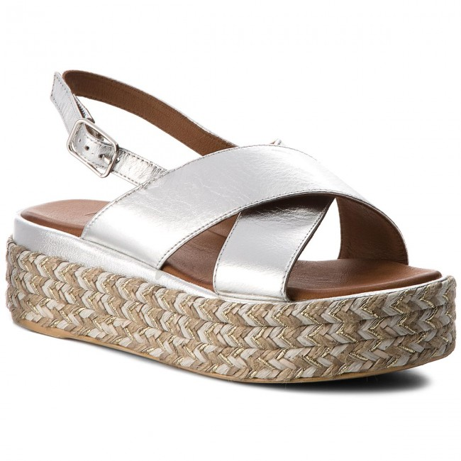 Silver Espadrilles Espadrilles Inuovo Inuovo 8900 EYWDIeH29