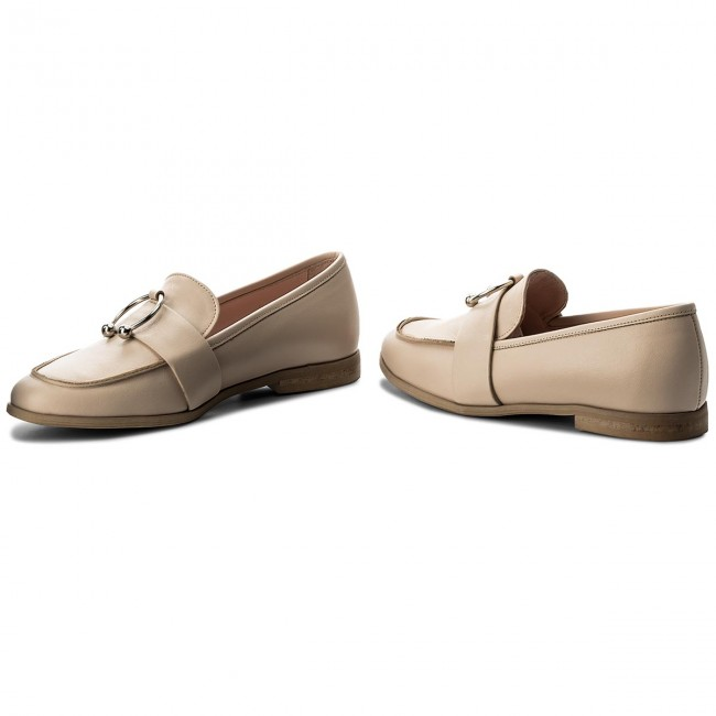 Up Basses S33 Stand summer Chaussures Loafers L37 Spring Femme 2018 Beige thsQrdBxCo