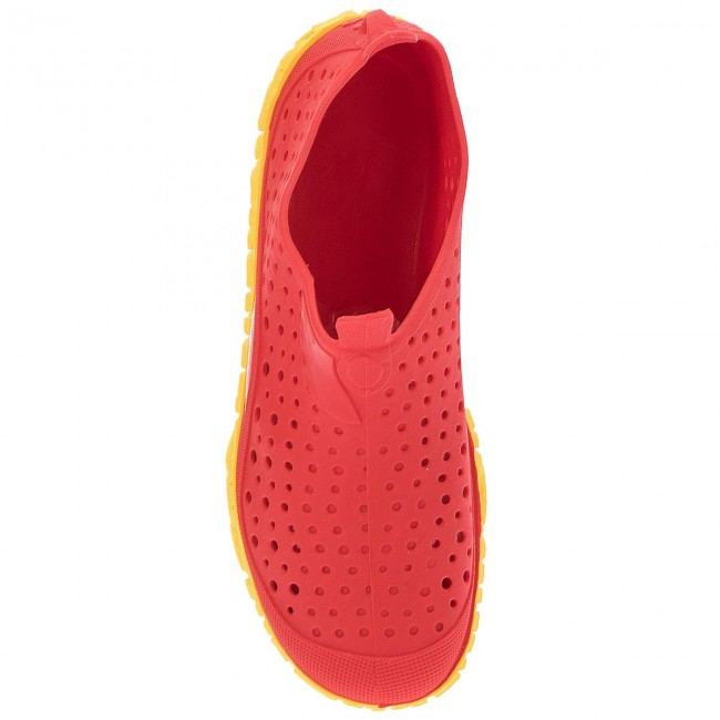 Chaussures yellow Ju summer Red 2019 Basses Fille Jelly 11304b952 Spring a Speedo Enfant 8 Enfiler ZPiTkOXu