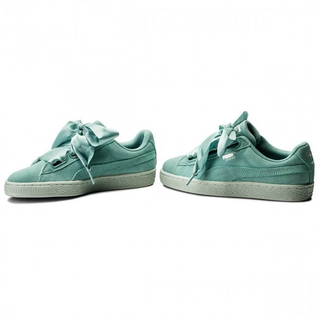 Puma Sneakers Spring 03 Heart Aquifer Pebble Wn's Flower summer Chaussures 365210 q1 blue Basses Femme 2018 Suede 2DWHb9IYeE