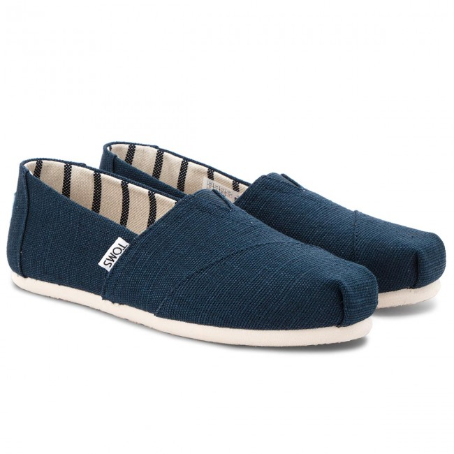 Chaussures basses TOMS Classic 10011671 Majolica Blue