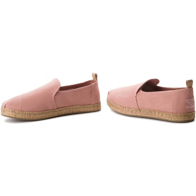 Basses Alpargata Bloom Cork Chaussures 10011731 Hemp Toms Deconstructed OTwPlXZkiu