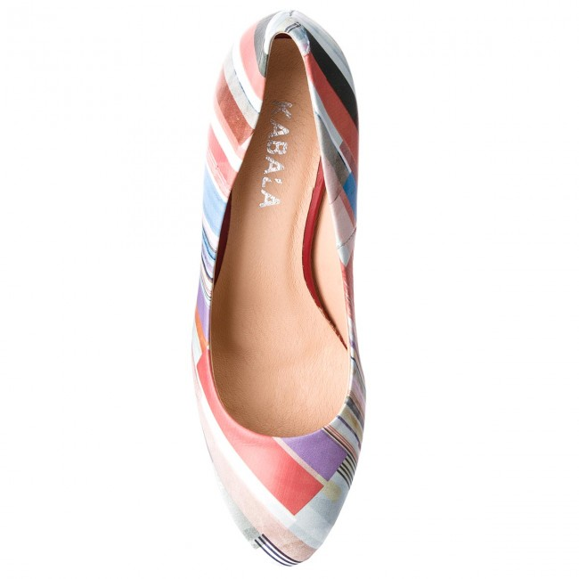 Chaussures d1 01 01 265 01 Multicolore Kabała Basses 00 vn0O8mNw