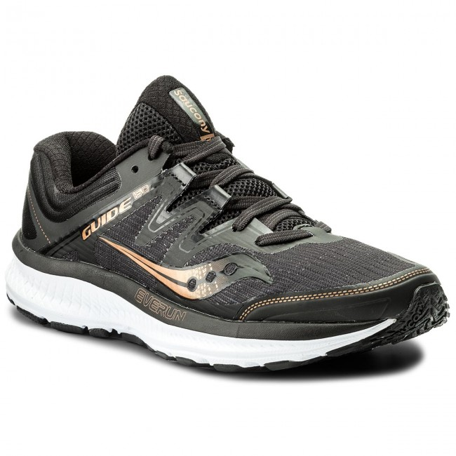 Iso S10415 Saucony Guide Blkdencop Chaussures qazTX