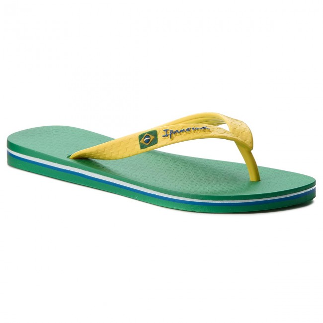 Sandales Spring 2019 Ii yellow Brasil Ad Green Tongs Ipanema 80415 Et Mules Homme summer Clas 23183 PiuOkXTZ