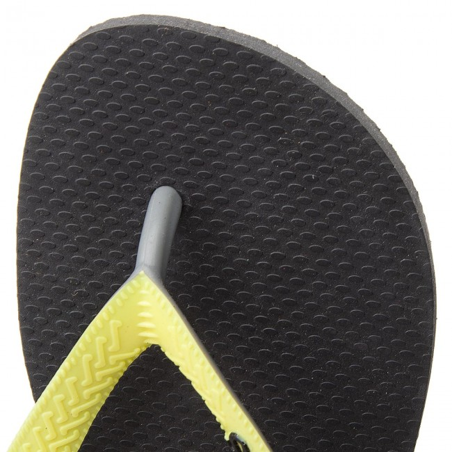 41155498108 Tongs Top neon Black Yell Mix Havaianas odeCBx