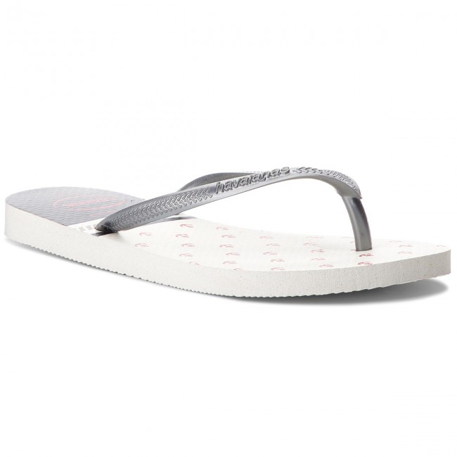 White Havaianas Sl summer Mules Spring graphite Femme Et Sandales Tongs 41371251770 2018 Nautical Ie29EHWDY