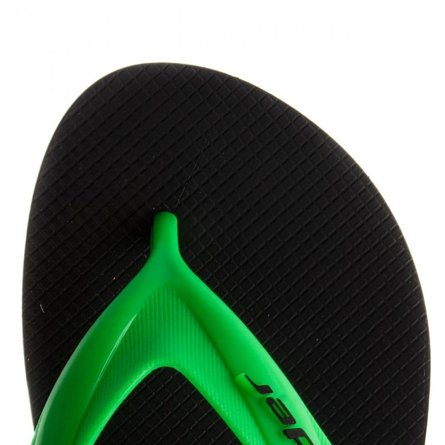 Tongs Strike Ad Rider Black 81666 20754 green OPkXZui