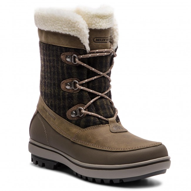 major Brown Fall De falcon Neige Femme 2018 Georghina Hansen Helly Et winter 112 Autres 88 Bottes 886 Goose rBedoCx
