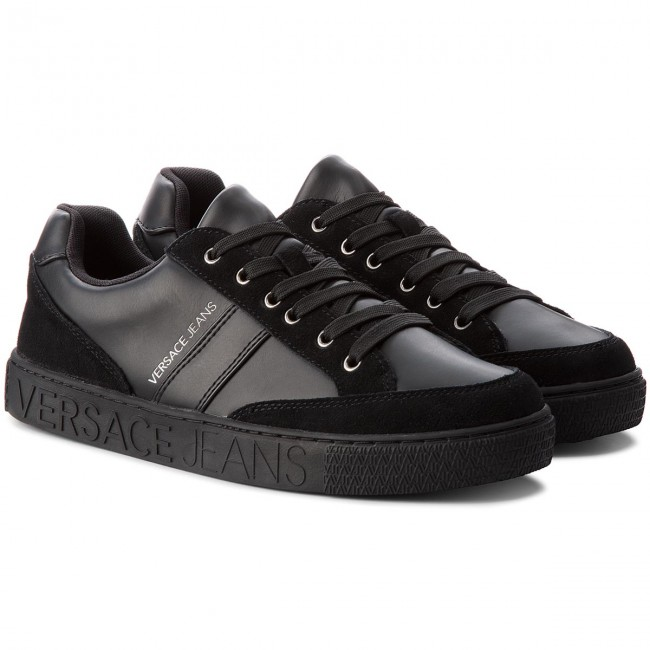 ... Sneakers VERSACE JEANS - E0YSBSF3 JEANS 70744 899 - Sneakers -  Chaussures basses - Homme 5ce9ba 226672e125f