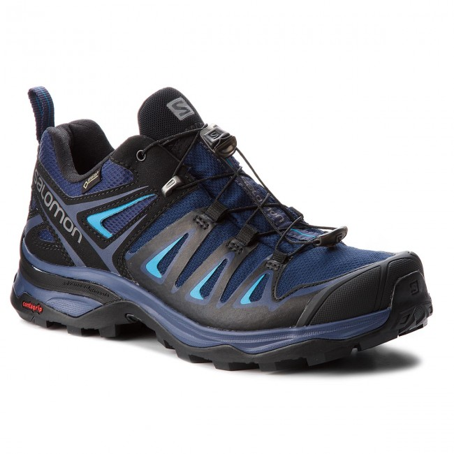 Ultra black hawaiian Chaussures 404682 W0 Blue Salomon tex Trekking X 3 Gtx W 25 Surf De Medieval Gore WED29YHI