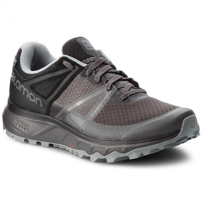 Gtx W0 tex 27 black Gore Salomon quarry 404882 Magnet Chaussures Trailster WD29IEH