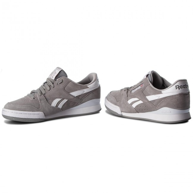 Tin Grey q1 white Basses Homme Pro Mu 1 Sneakers Reebok Spring Cn4981 2019 summer Chaussures Phase 5RALj34