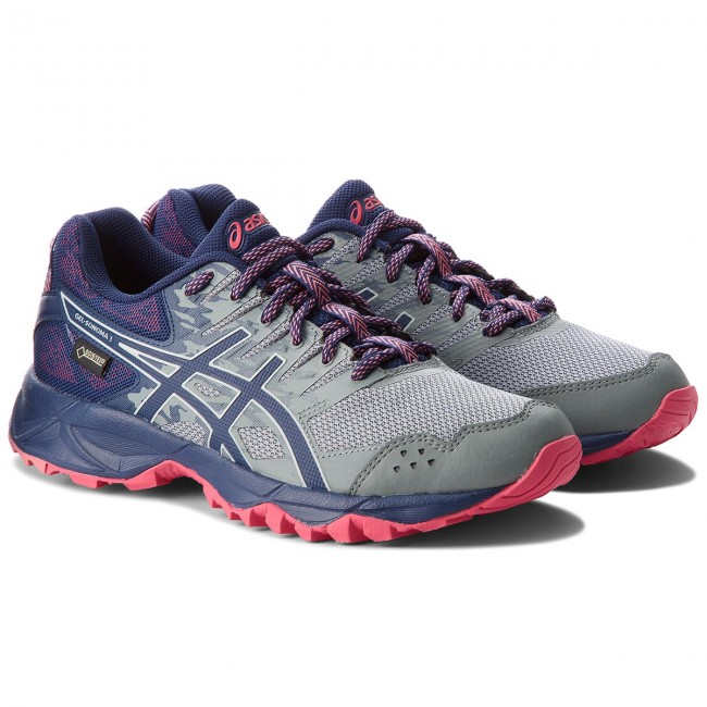 Chaussures ASICS Gel Sonoma 3 G Tx GORE TEX T777N Stone GreyPixel Pink 020
