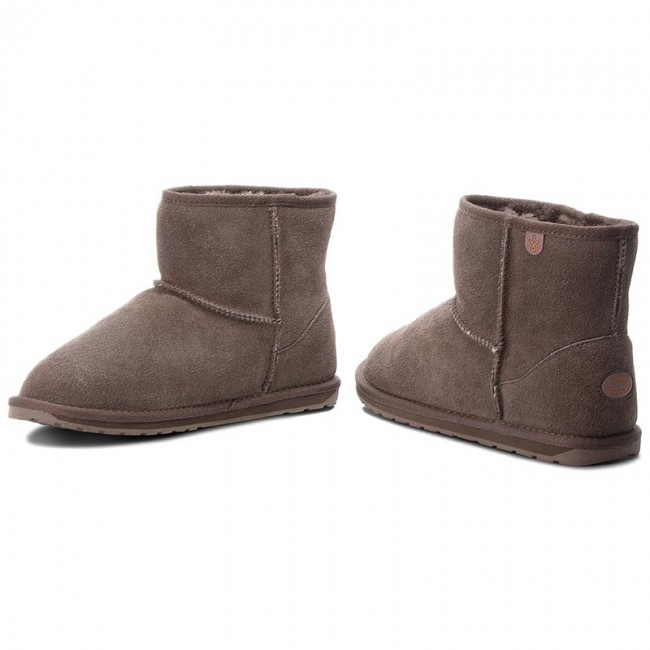 Chocolate Australia Wallaby Teens Et Autres winter Mini Chaussures Emu Femme Fall 2018 T10103 Bottes mvN0wO8n
