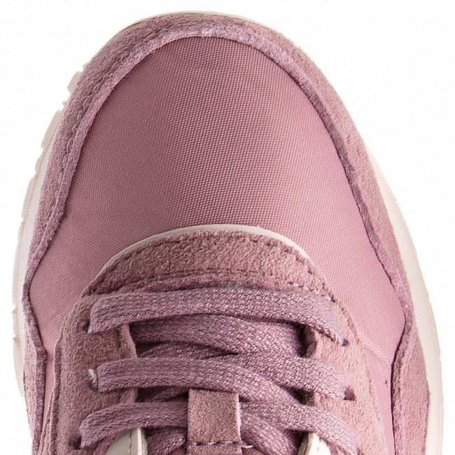 Cl Infused Reebok Pink Chaussures pale Lilac Cn2886 Nylon WreodCxB