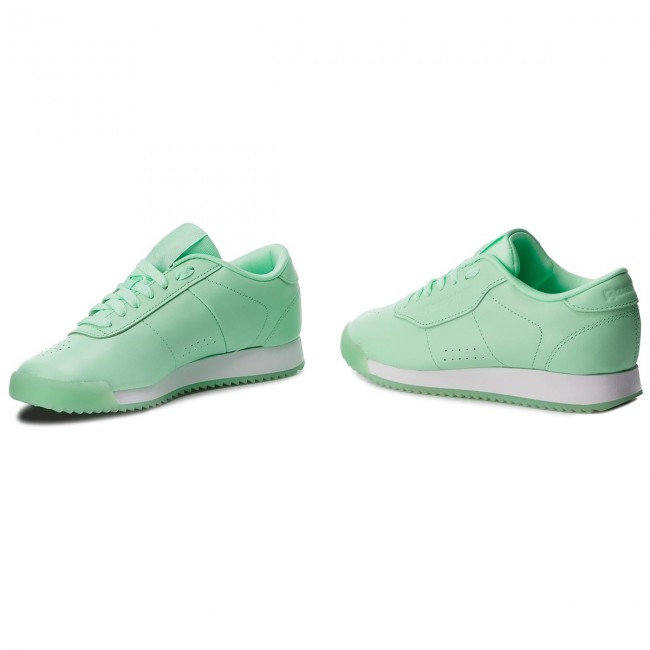 Chaussures Ripple Fall winter 2018 white Princess Digital Green Cn5150 Sneakers Reebok Femme q3 Basses 76Yfyvbg