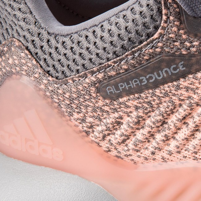 Chaussures adidas - CG5579 Alphabounce Beyond W CG5579 - Grethr/Gretwo/Cleora - Entra?neHommes t - Running - Chaussures de sport - Femme 4170e7