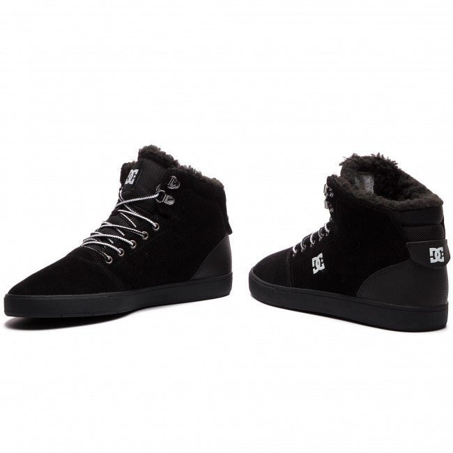 q3 Black High Adys100116 white winter Basses Crisis Fall Homme 2018 Dc Sneakers Wnt blackbwbChaussures w0ONm8nv