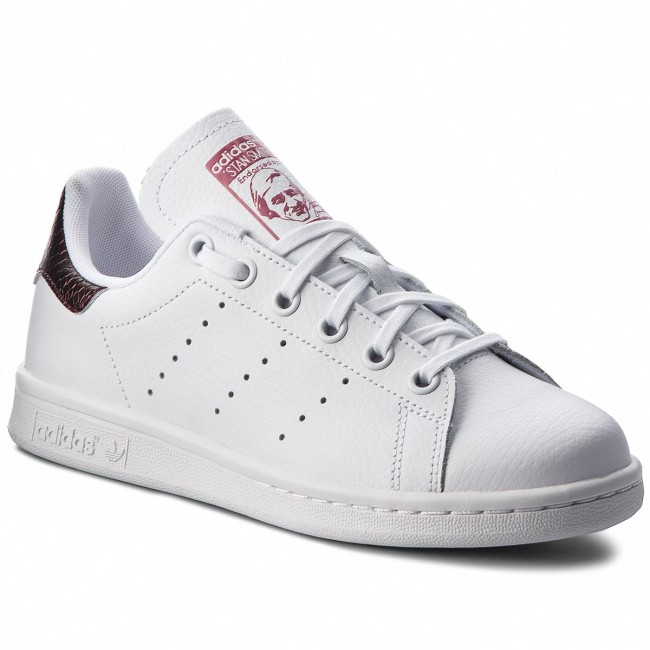 watch 1367f 58402 Chaussures adidas - Stan Smith J B37186 FtwwhtFtwwhtTramar