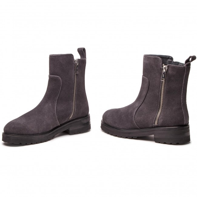 Bottines 4140004216 Grey Dark JoopMaria 802 FKc1TlJ3