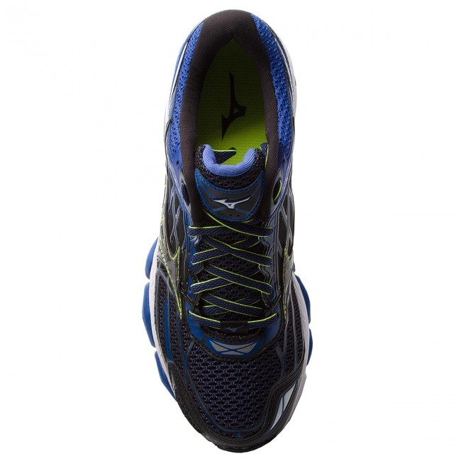 Mizuno Bleu Wave J1gc170110 Chaussures Marine Creation 19 L35ARj4