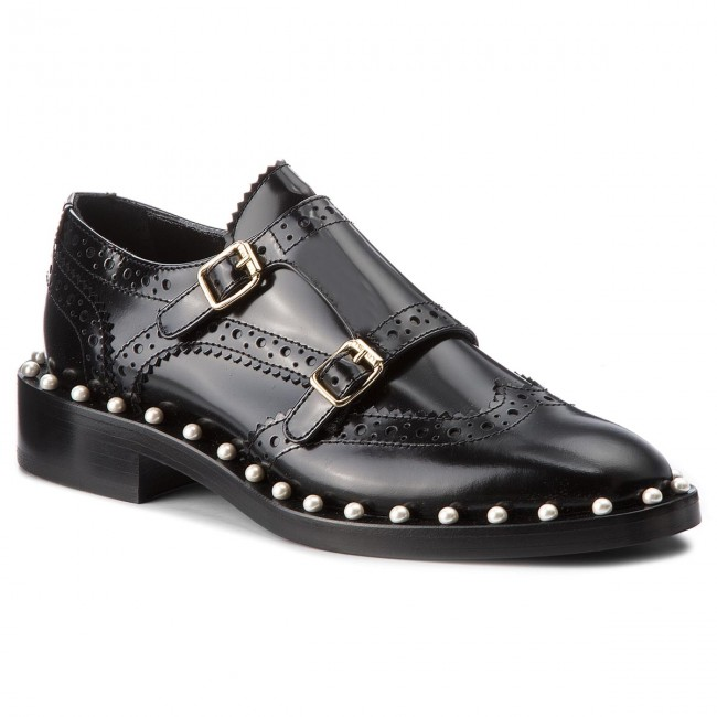 Basses Nero Chaussures Ca8pes A 00006 Twinset Uomo Scarpa odBWQreCx